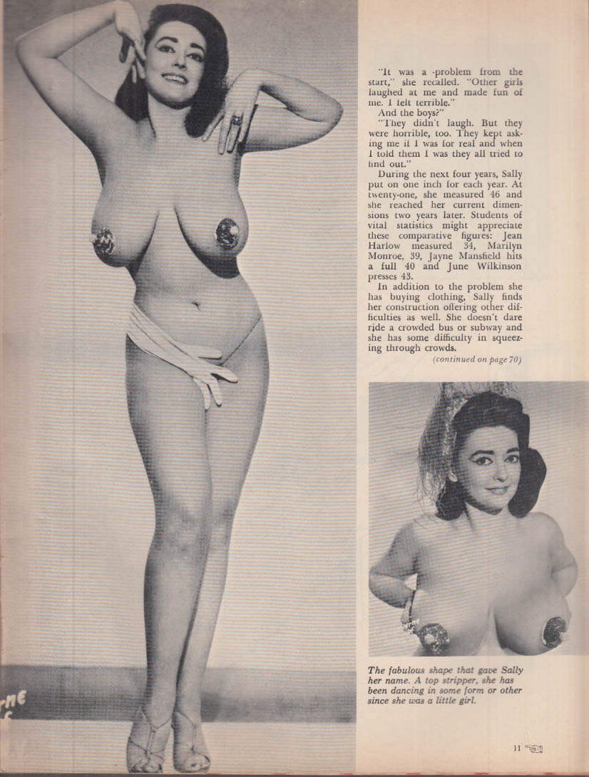 DAPPER 2 1965 Stripper Sally the Shape; Donald E Westlake Cazzie Russell