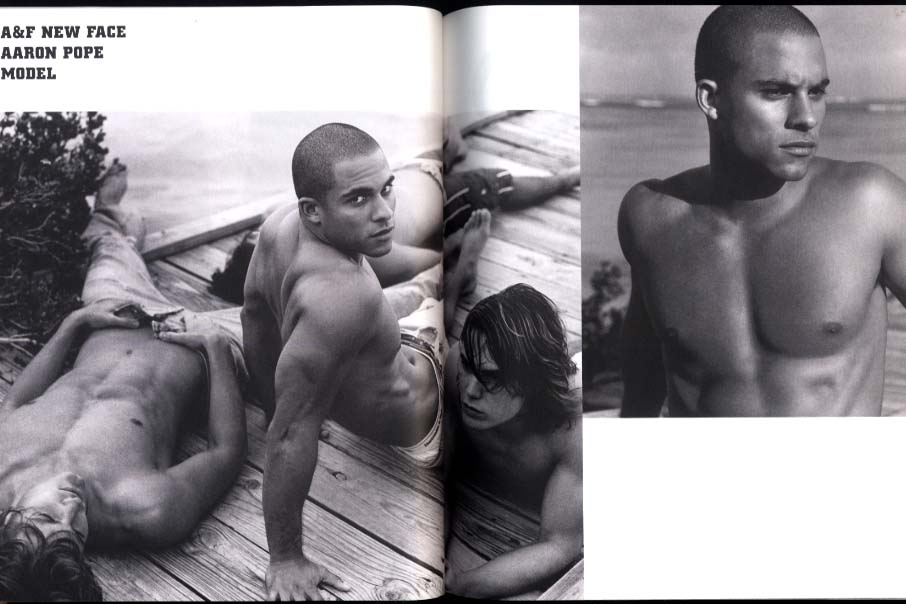 Abercrombie & Fitch Casual Luxury Summer 2005 104-page catalog