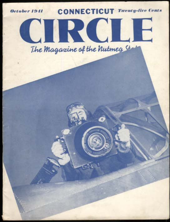 CONNECTICUT CIRCLE 10 1941 Pratt & Whitney; bicycles for defense