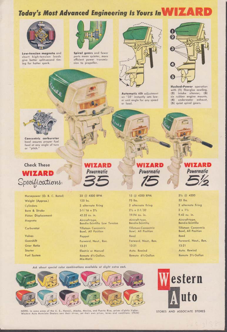 wizard outboard manual