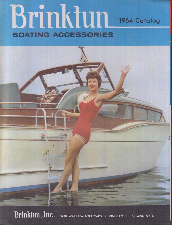 Brinktun Boating Accessories Catalog 1964