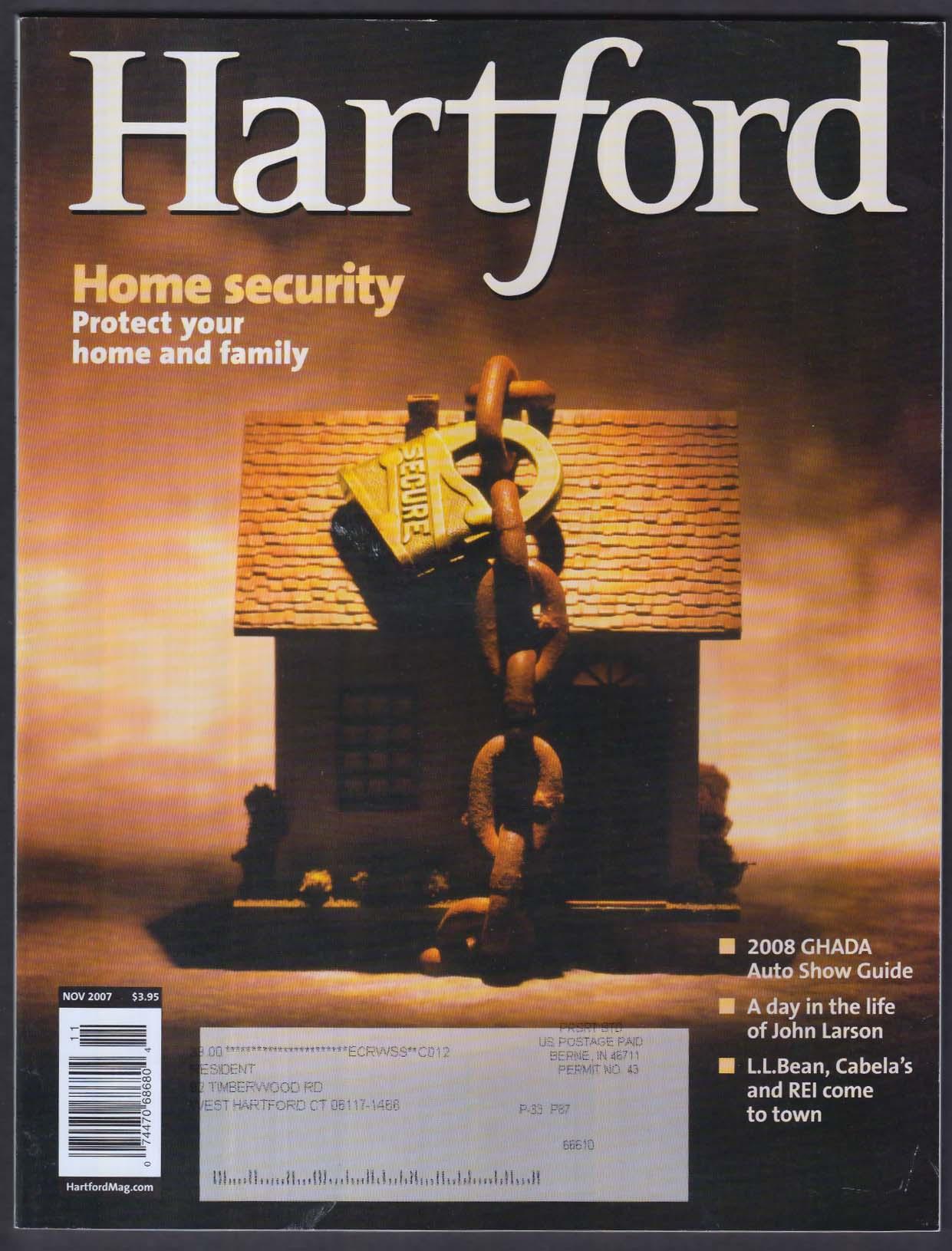 HARTFORD John Larson L L Bean Cabela's REI Steve Cavagnaro + 11 2007
