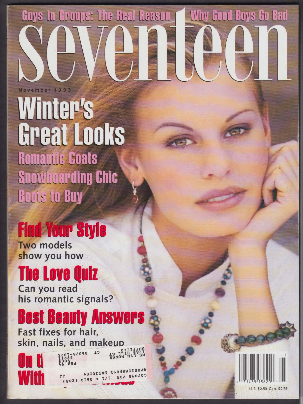 SEVENTEEN Depeche Mode Lillo Brancato Tabitha Soren 11 1993