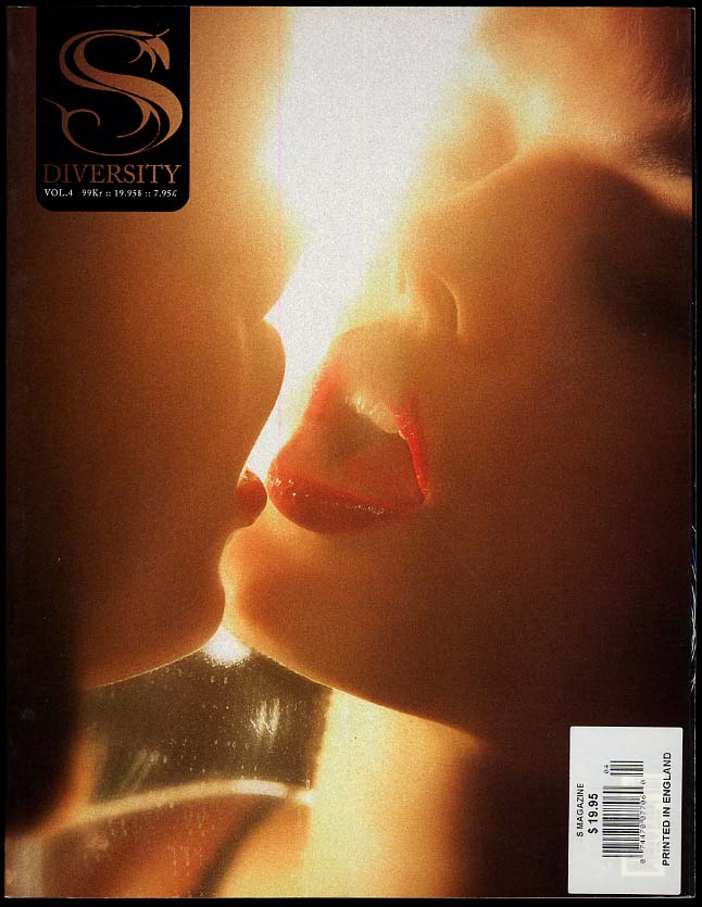 S Magazine #4 2006 Diversity - erotic & fashion photography features