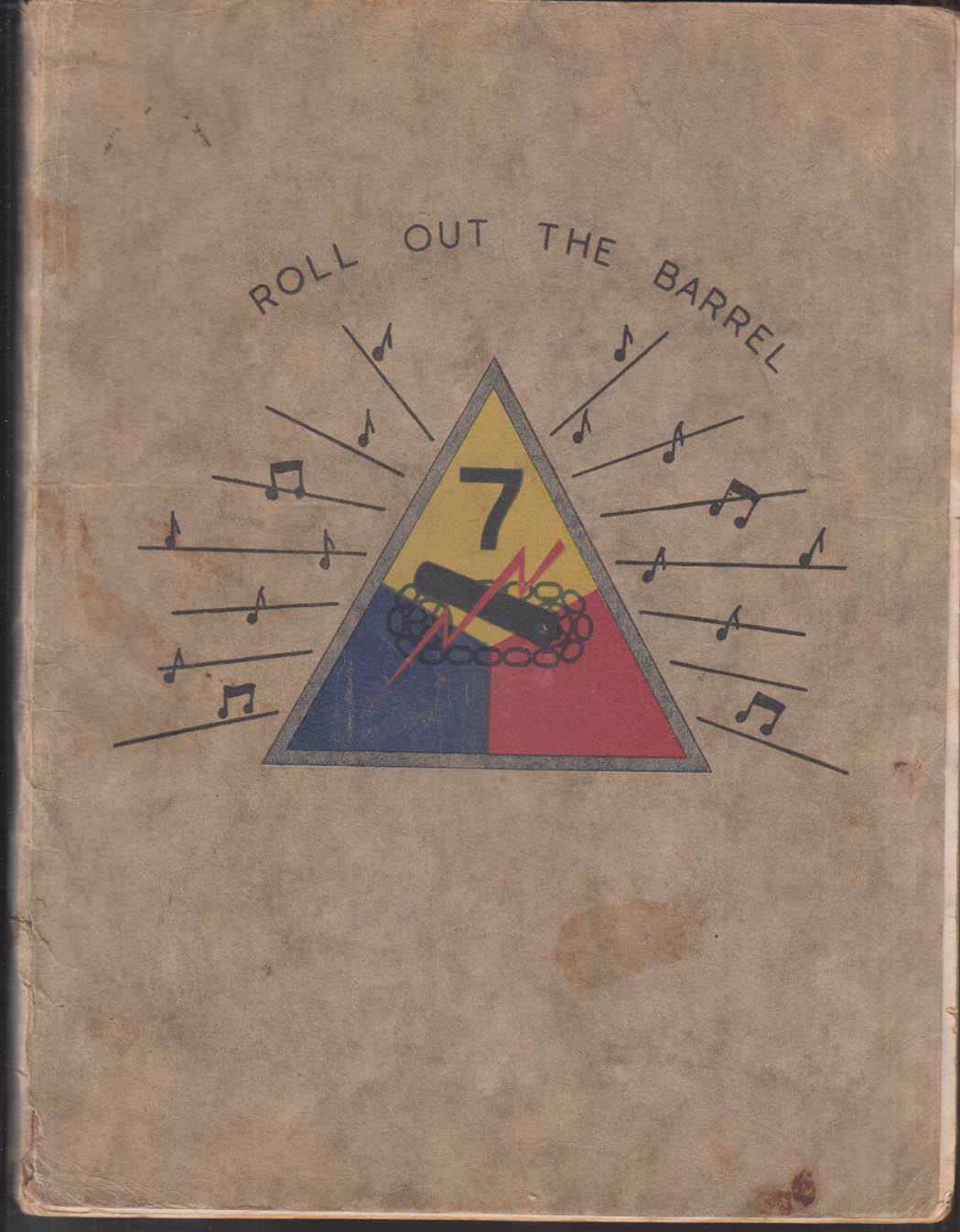 Image for Roll Out the Barrel US Army 7th Armored Division in France 1944 Gen Patton