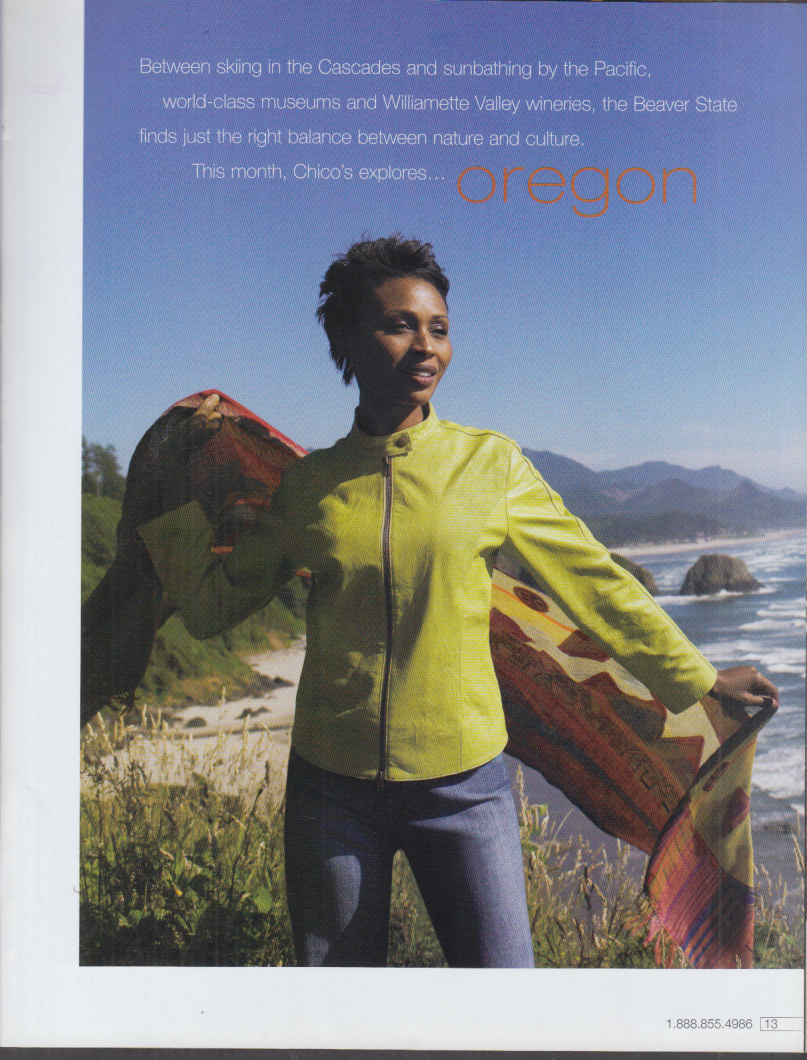 Chico's Women's Fashions & Accessories catalog September 2006