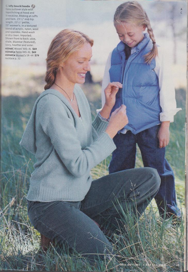 J Jill Misses Petite Tall & Women's Fashions catalog Fall 3 2006 #1
