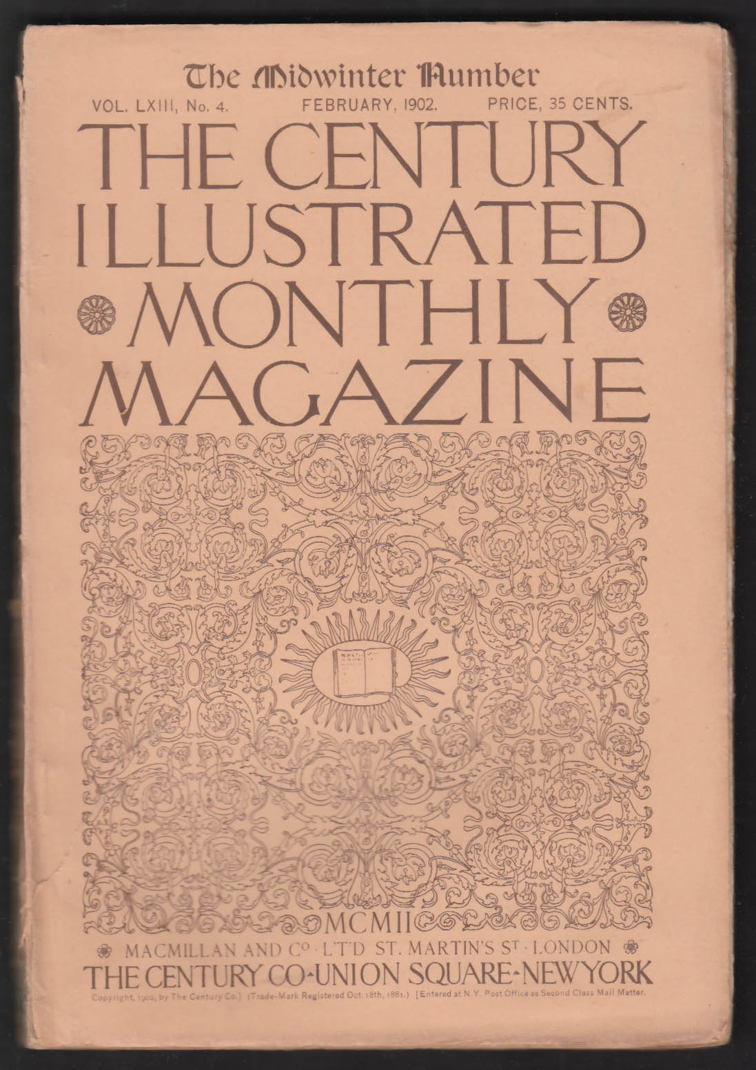 CENTURY ILLUSTRATED MONTHLY Negro Songs Frederic Remington Roger Riordan 2 1902