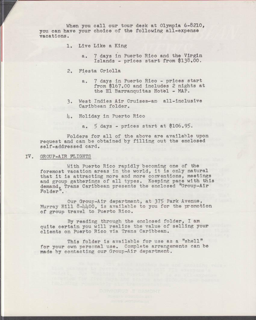 Trans Caribbean News 9 1959 telephone service