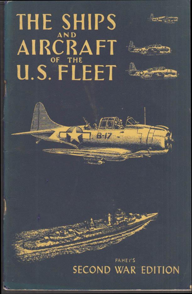 Ships & Aircraft of the US Navy Fleet 2nd War Edition 1944