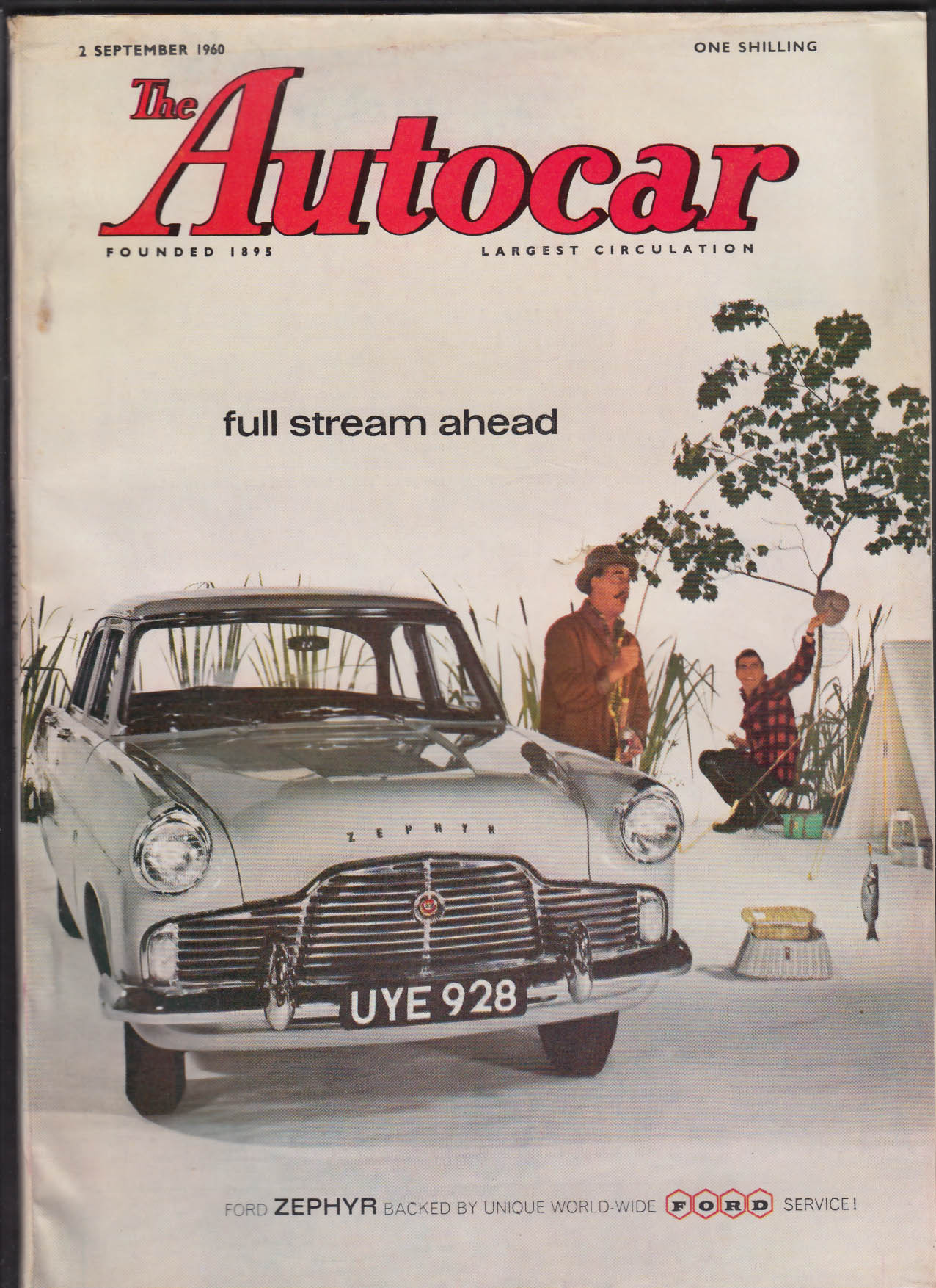 The AUTOCAR Ford Prefect road test; Rally of 1000 Lakes; Kentish 100 + 9/2 1960