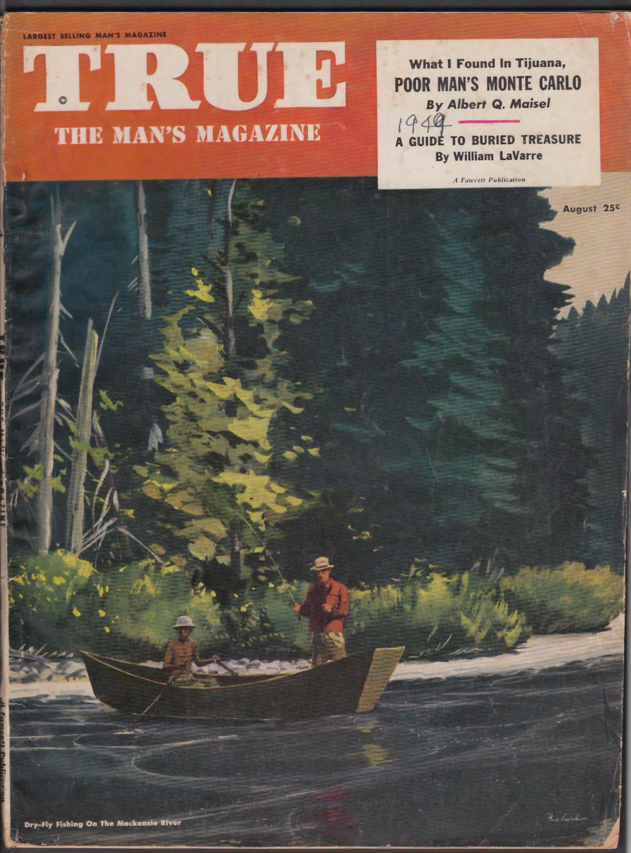 TRUE Albert Q Maisel William LaVarre Roy Mason Robert E Pinkerton + 8 1949