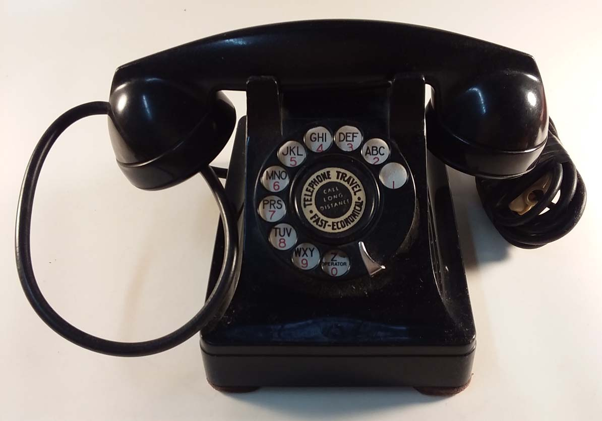 Western Electric Lucy Telephone Model 302 ca 1950s