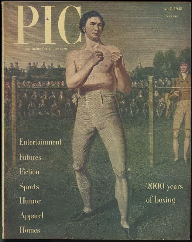 PIC 4 1948 Robert Ruark Calumet Farms Brooklyn Dodgers 2000 Years of Boxing