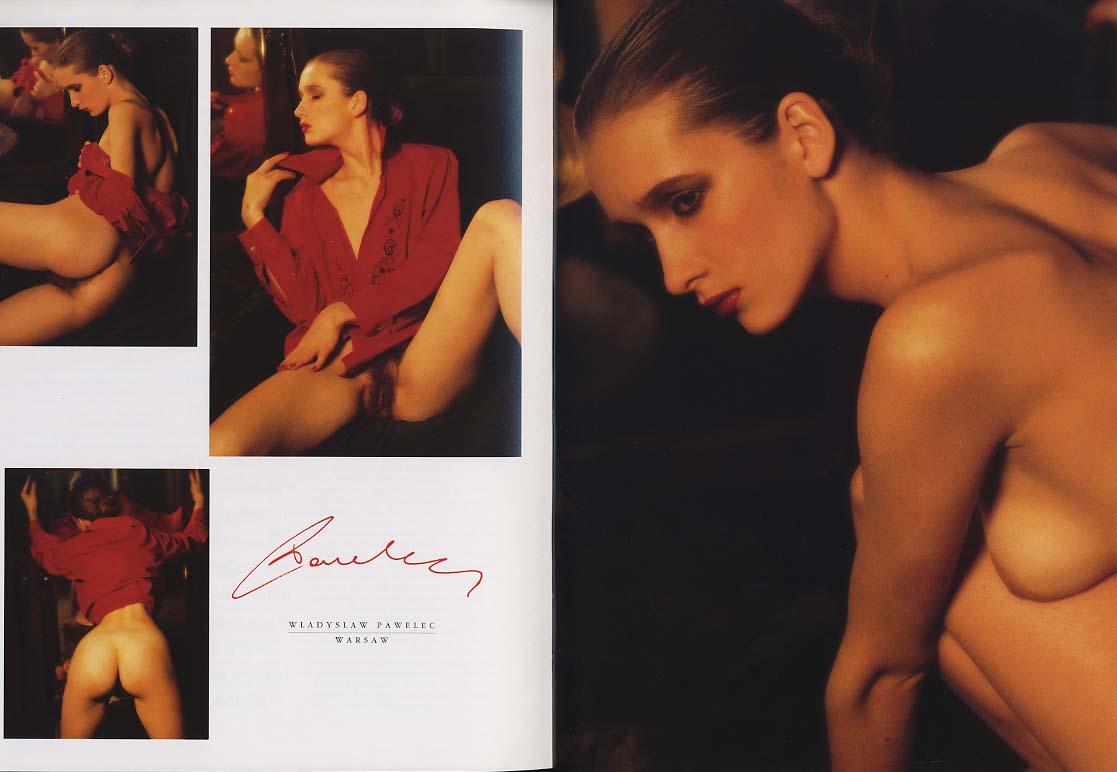 JOURNAL OF EROTICA V7 1994 Nakamura Blum Pawelec Westberg Landon Karsten +