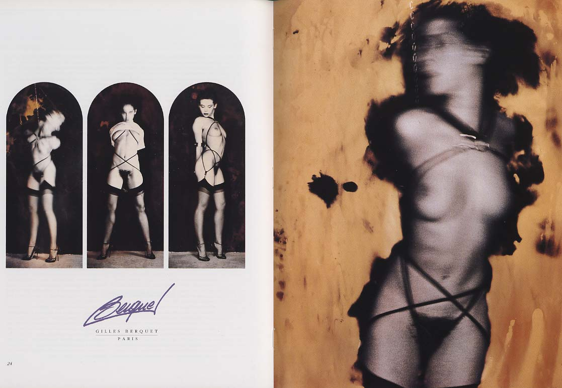 JOURNAL OF EROTICA V2 1993 Housk Hywel Malanga Barzilay Wroblewski Berqust +