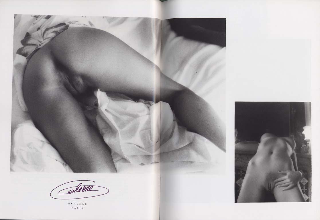 JOURNAL OF EROTICA V6 1994 Stigter Housk Dan Nix Hywel Knapp Gehenne Falk +