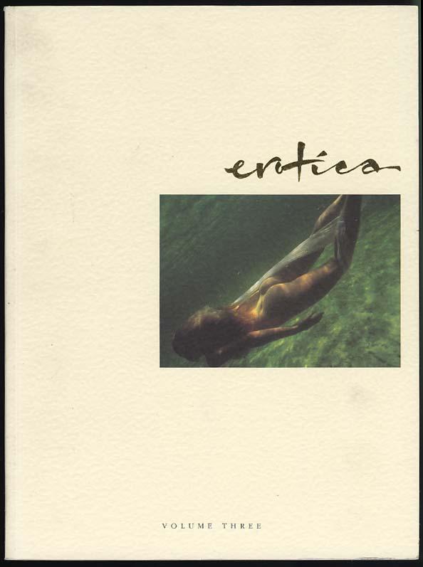 JOURNAL OF EROTICA V3 1993 Yvernat Hywel Schatz Ungerer Malanga Saudek +