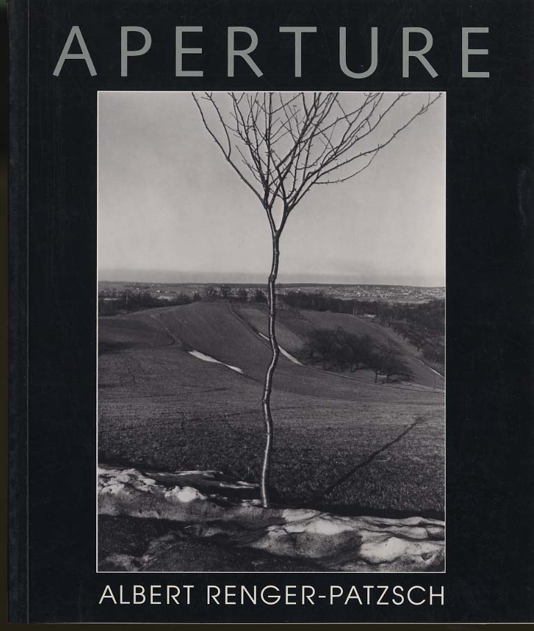 APERTURE Spring 1993 Albert Renger-Patzsch