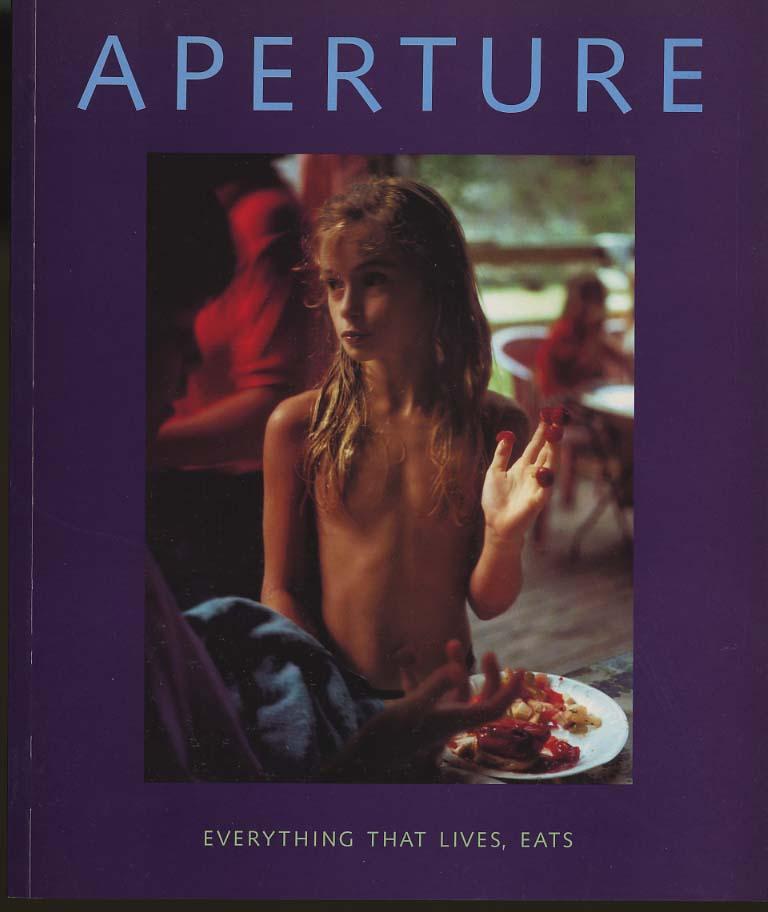 APERTURE Spring 1996 Hazan Flay Matsuhisa Beranbaum Merchant Child Puck Marks +