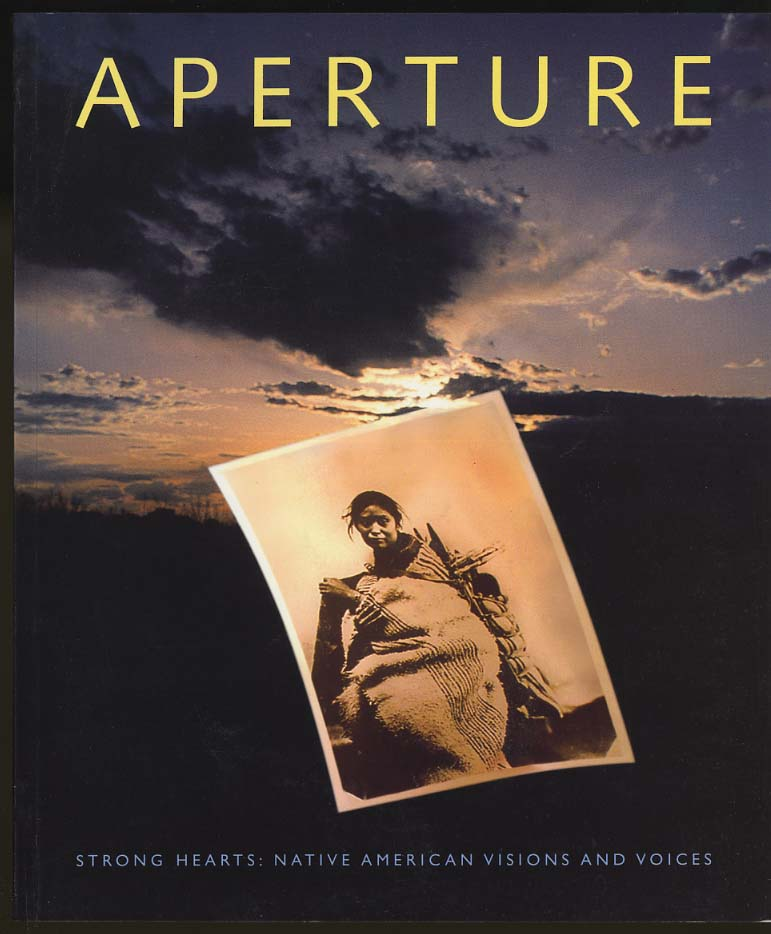 APERTURE Summer 1995 Native Americans Visions & Voices; Horace Poolaw +
