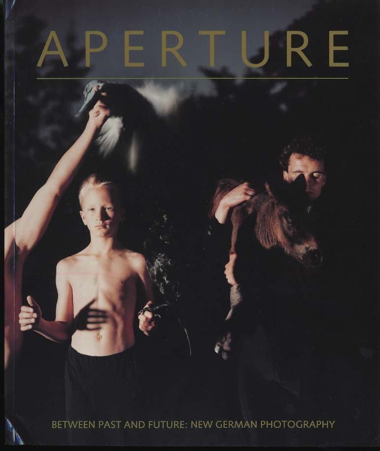 APERTURE Spring 1991 New German Photography