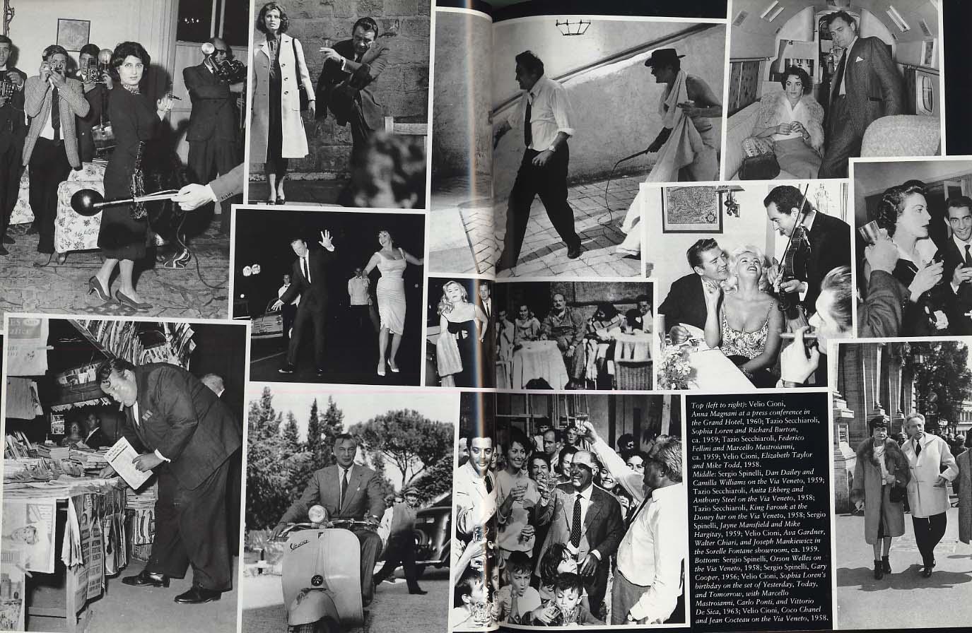 APERTURE Summer 1993 Immagini Italiane Dario Fo Wertmuller Battaglia Mafia ++