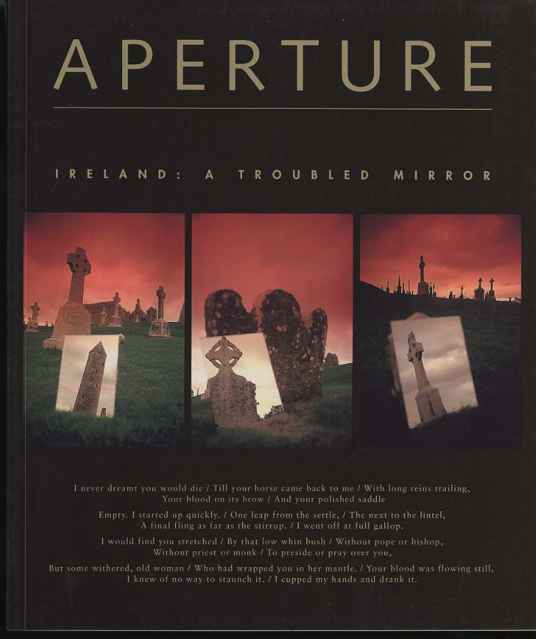 APERTURE Winter 1994 Ireland Troubled Mirror Comtemporary Photography