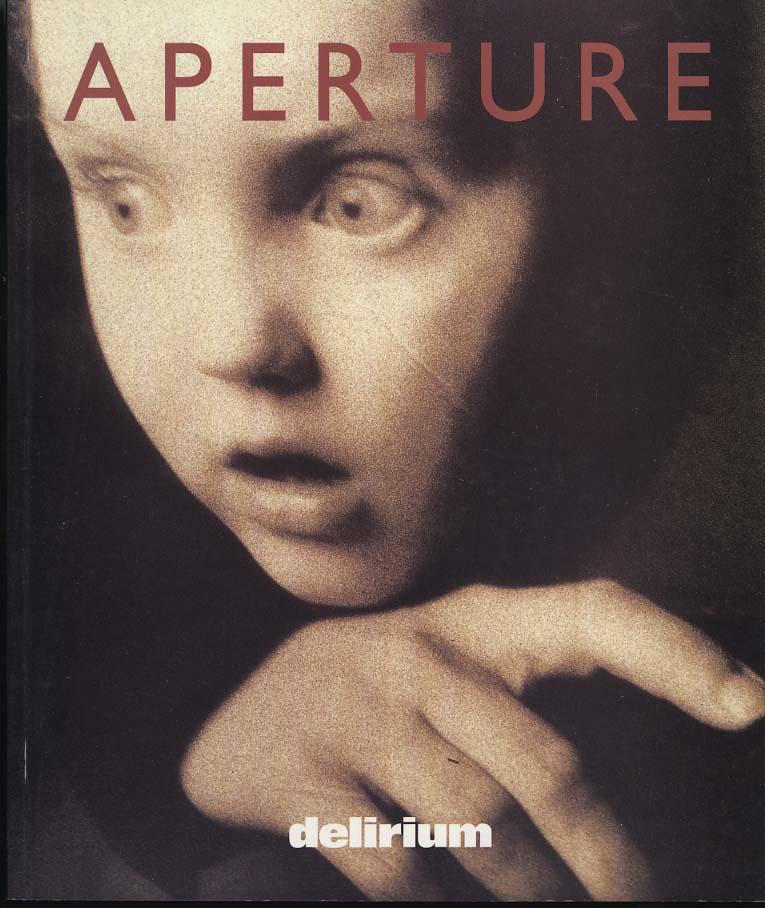 APERTURE Summer 1997 Delirium special issue