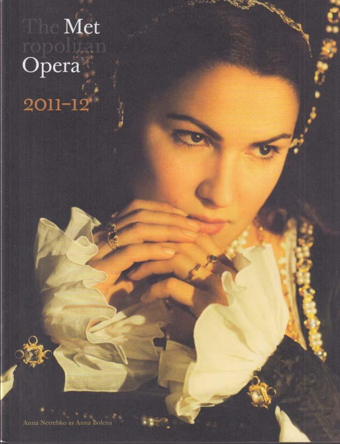 Metropolitan Opera 2011-2012 Season Preview