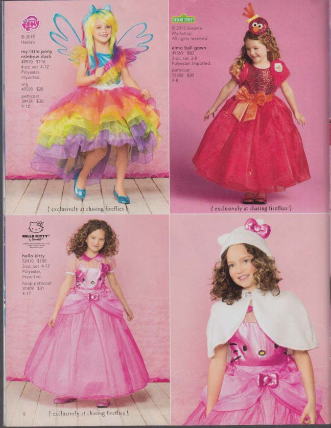 Chasing Fireflies Design a Princess Catalog little girl pageant & outfits 2015