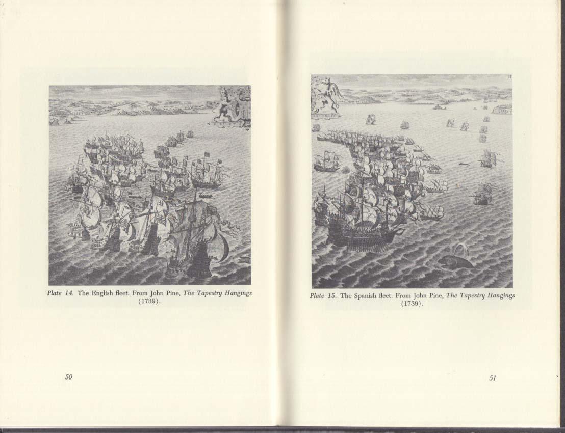 The Invincible Armada & Elizabethan England: Cornell U Press 1963