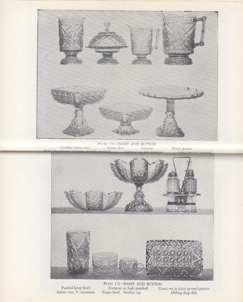 Ruth Webb Lee's Handbook Early American Pressed Glass Patterns handbook 1964
