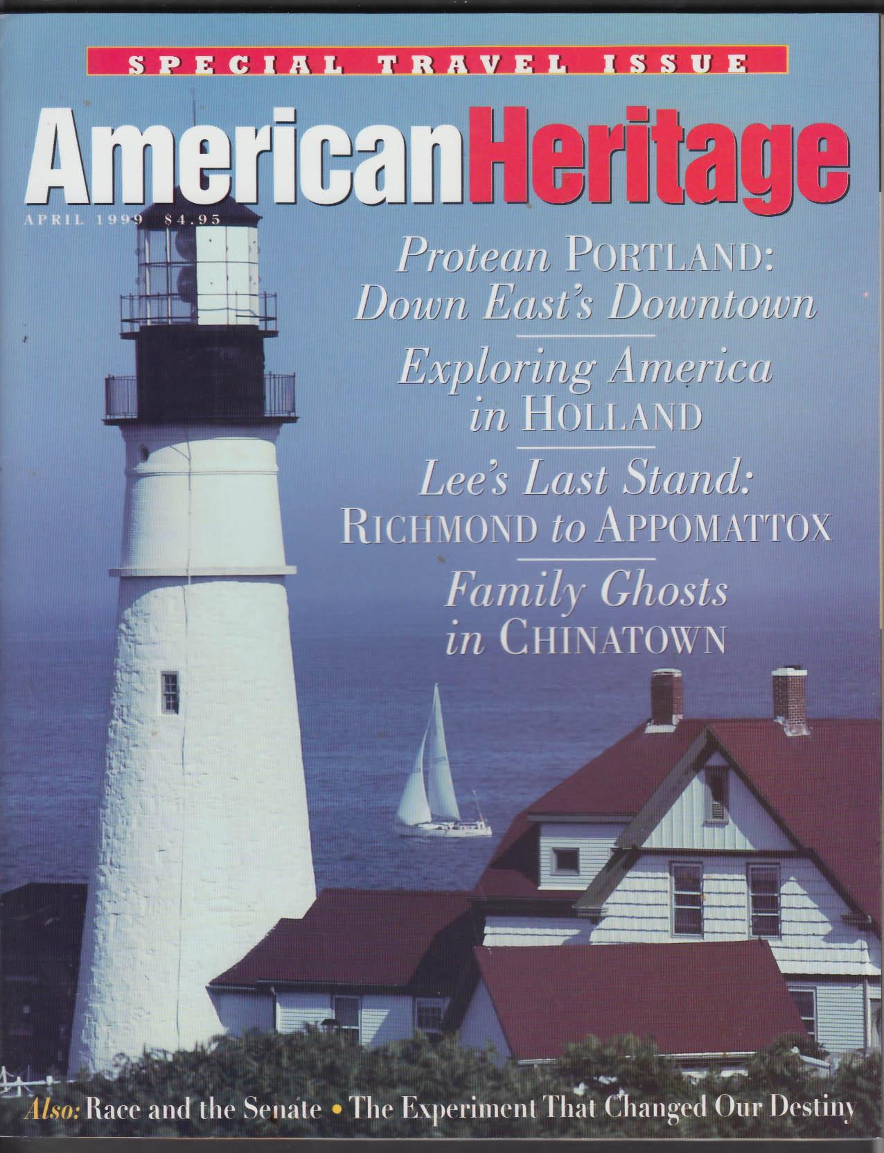 AMERICAN HERITAGE John Adams Henry Clay Frick + 4 1999