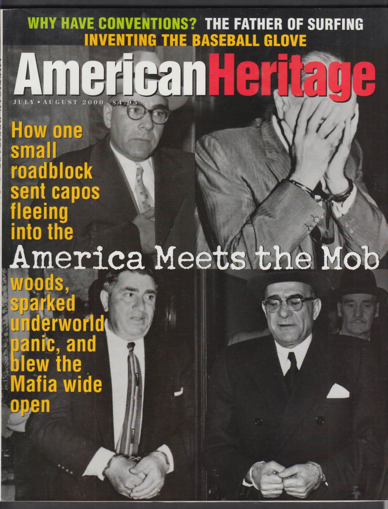 AMERICAN HERITAGE Mafia Genovese Civil War Confederate Flag + 6-7 2000