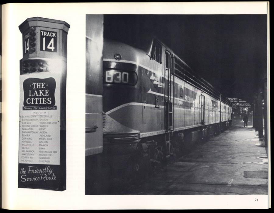 Image for Erie Lackawanna Railroad East: Quadrant Press Review 1975