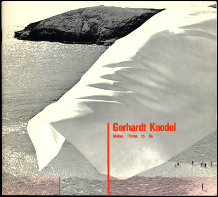 Image for Gerharddt Knodel Makes Places to Be exhibition catalog 1980-1982
