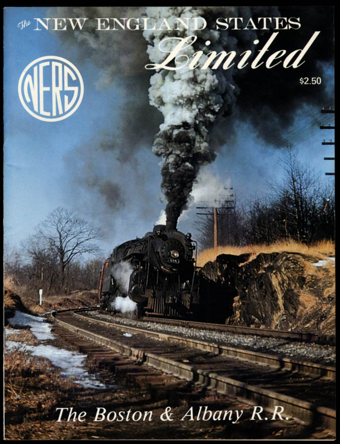 Image for NEW ENGLAND STATES LIMITED Spring 1979 Georges Valley-Knox RR; Boston & Albany