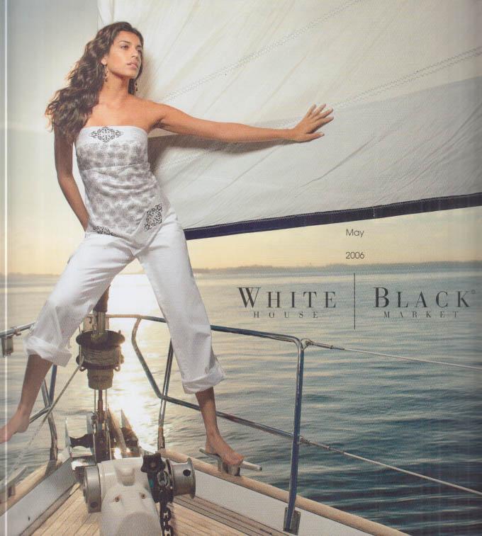 White House / Black Market Women's Wear catalog 5 2006