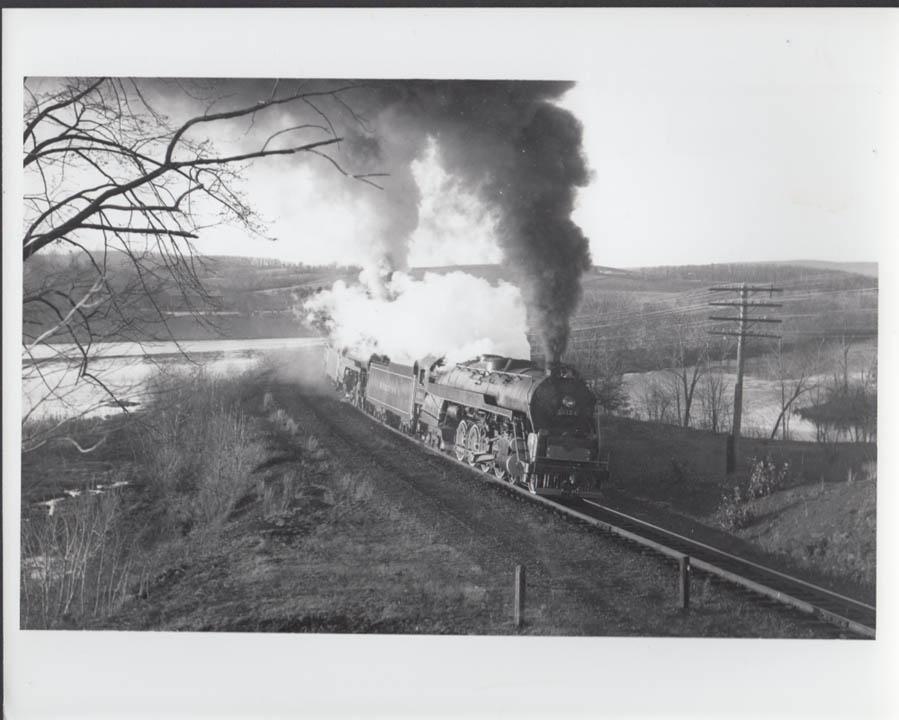 Reading Railroad 4-8-4 #2124 double-header Iron Horse Ramble photo