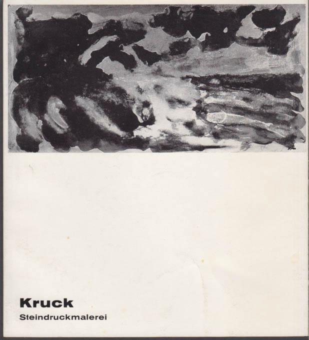 Image for Christian Kuck Steindruckmalerei art exhibit catalog 1960