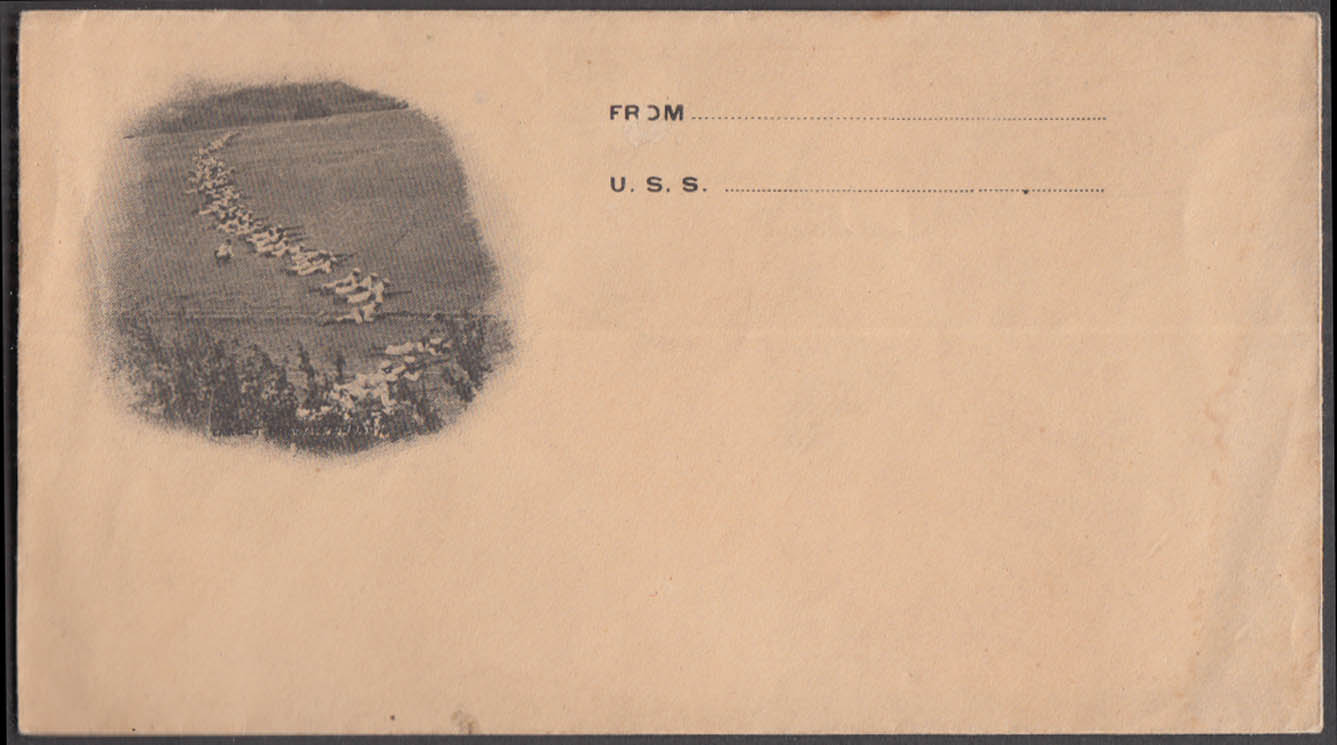 Image for United States Navy Target Practice Cuba cachet cover 1898