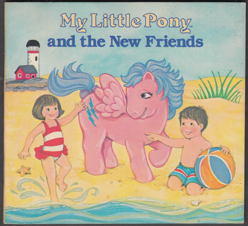 Edith Adams: My Little Pony & the New Friends 1st edition 1984