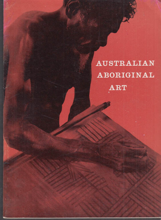 Image for Australian Aboriginal Art exhibition catalog 1960-1961