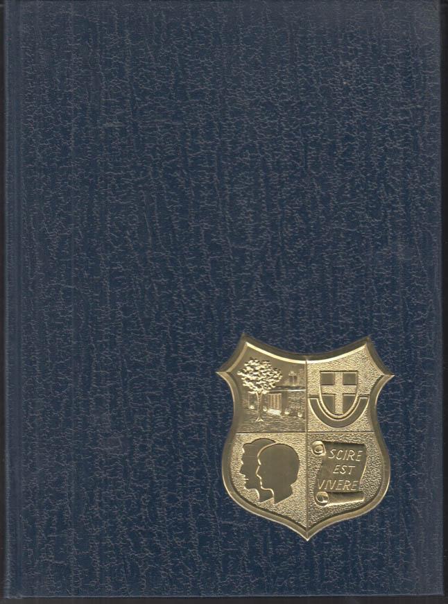 Image for Westford Academy School Yearbook 1971 Westford Massachusetts