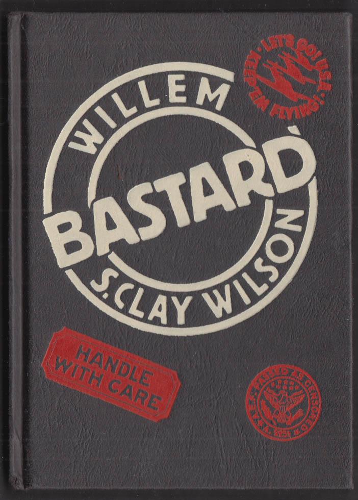 Image for SIGNED S Clay Wilson: BASTARD 1st edition Futuropolis 1984