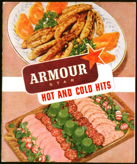 Armour Star Marie Gifford's Kitchen recipe booklet pre-60s