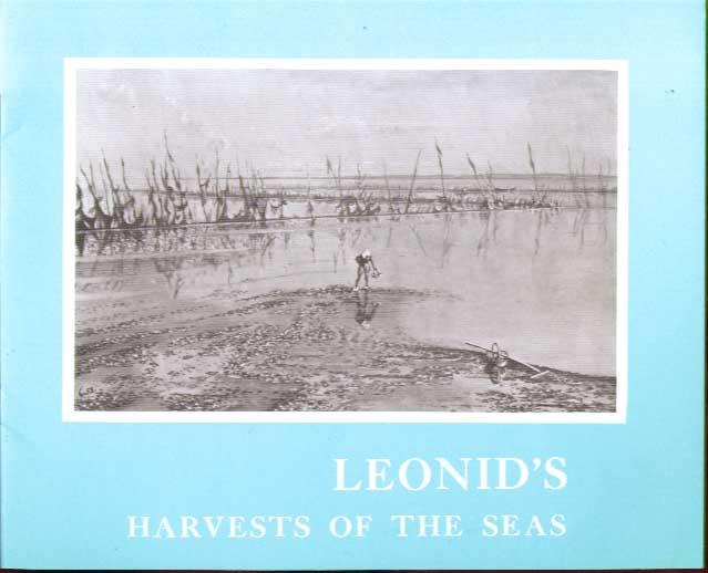 Leonid's Harvests of the Seas New Britain CT exhib 1977