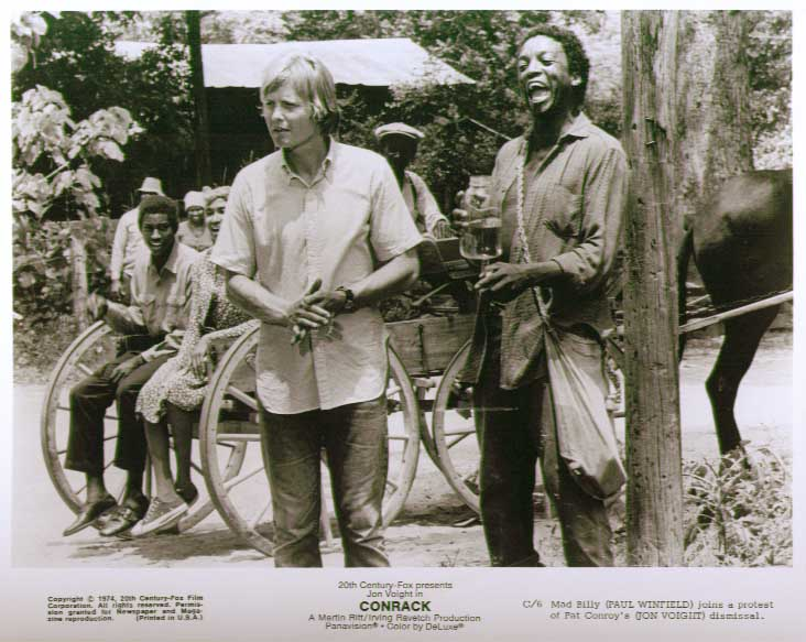 Paul Winfield & Jon Voight in Conrack: 8x10 still 6