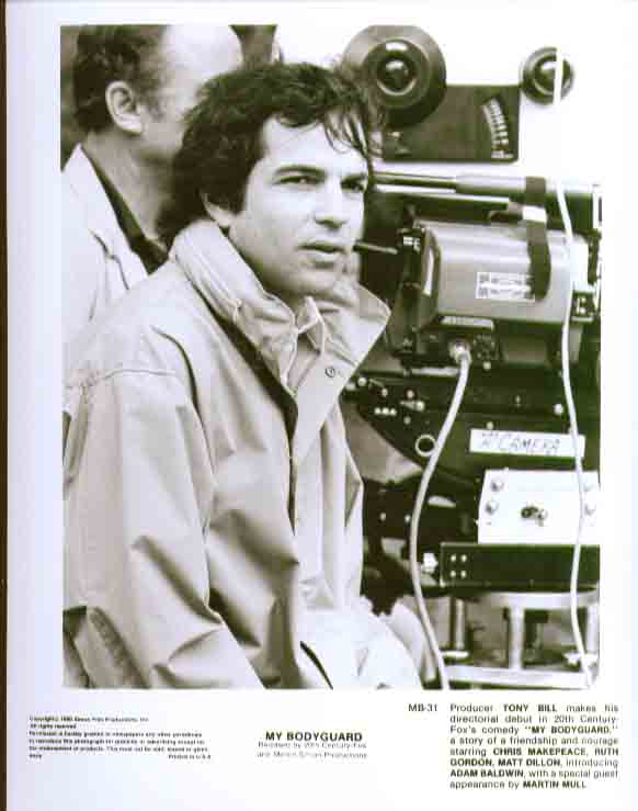 Tony Bill directs My Bodyguard: 1980 8x10 still 31